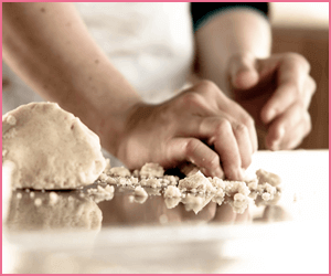 たくさんのお菓子を作る効率的な調理方法